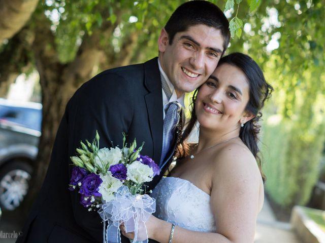 El matrimonio de Katherine y Ruben