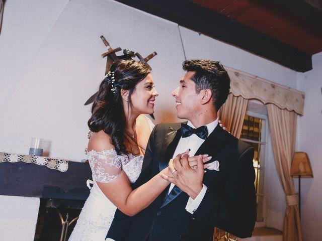 El matrimonio de Vanessa y Gerson