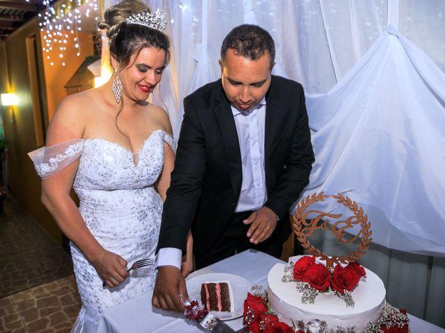El matrimonio de Emily y Francisco