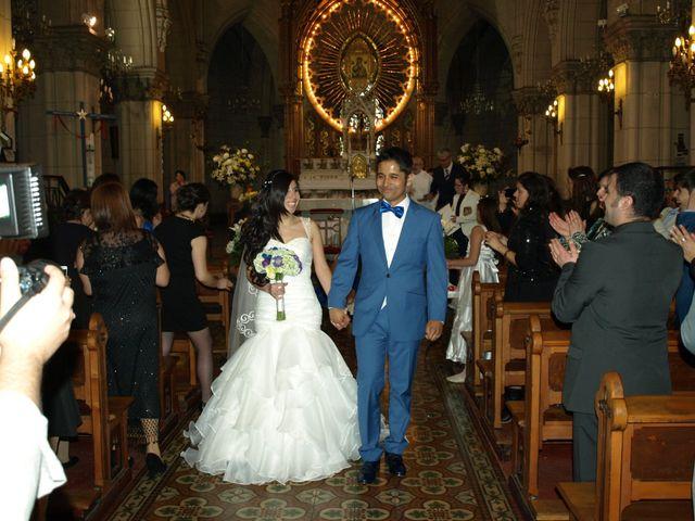 El matrimonio de Carlos y Gloria en San Bernardo, Maipo 5