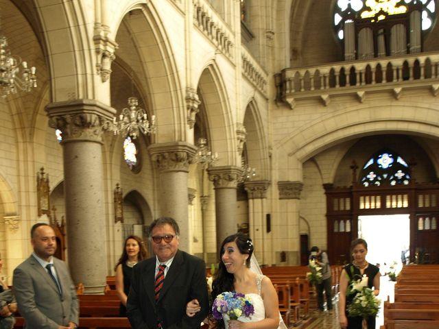 El matrimonio de Carlos y Gloria en San Bernardo, Maipo 1