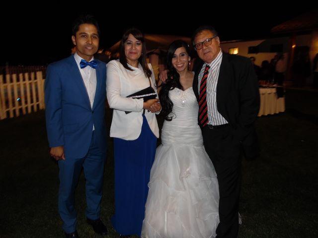 El matrimonio de Carlos y Gloria en San Bernardo, Maipo 11