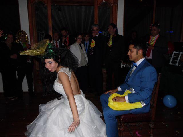 El matrimonio de Carlos y Gloria en San Bernardo, Maipo 12