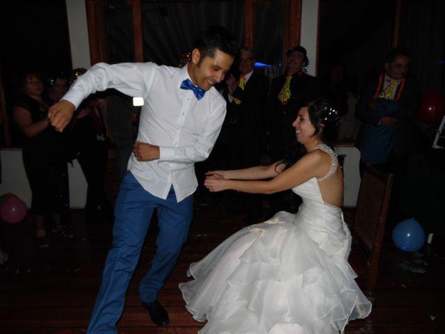 El matrimonio de Carlos y Gloria en San Bernardo, Maipo 13