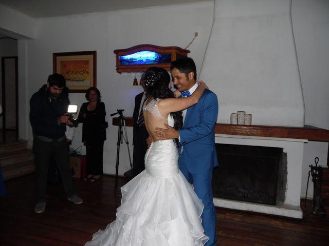 El matrimonio de Carlos y Gloria en San Bernardo, Maipo 14
