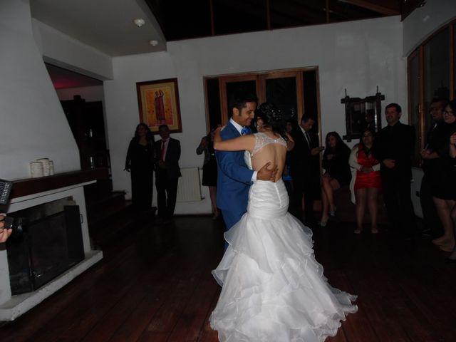 El matrimonio de Carlos y Gloria en San Bernardo, Maipo 15