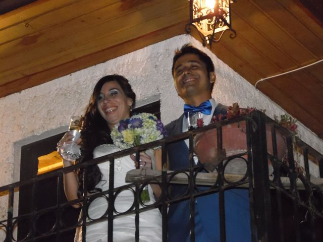 El matrimonio de Carlos y Gloria en San Bernardo, Maipo 17