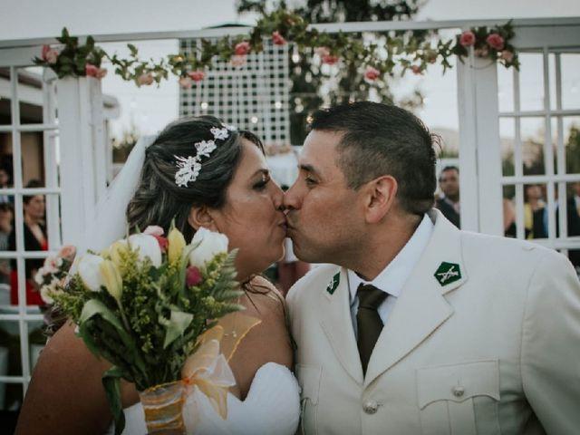 El matrimonio de Angélica  y José Luis