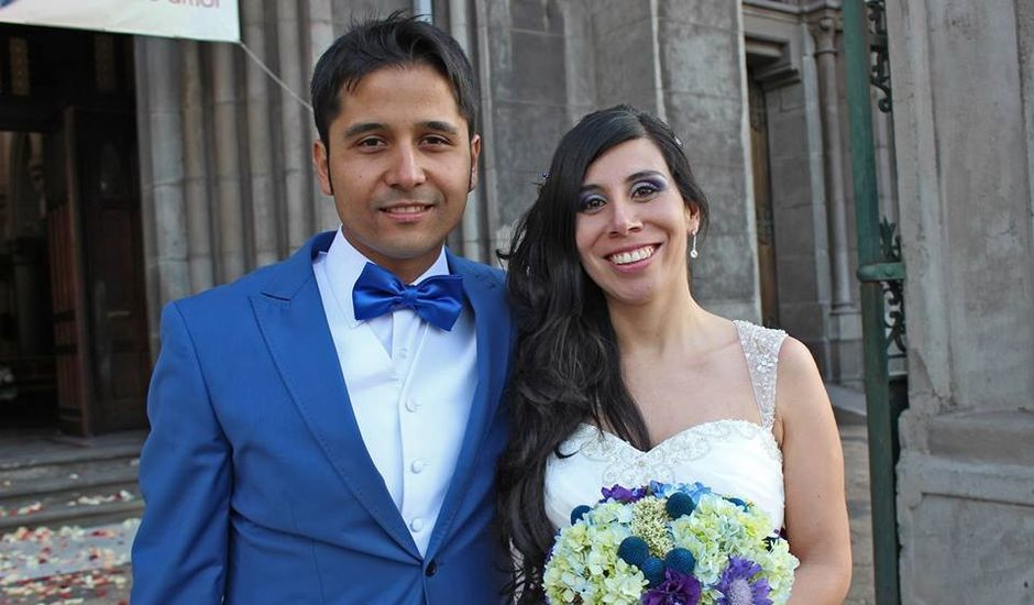 El matrimonio de Carlos y Gloria en San Bernardo, Maipo