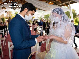 El matrimonio de Dayan y Nicolás  1