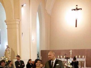 El matrimonio de Daniela  y Ignacio 3