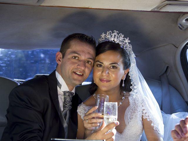 El matrimonio de Alejandra y Hans