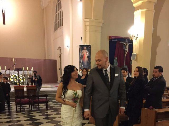El matrimonio de Ignacio y Daniela  en Buin, Maipo 7
