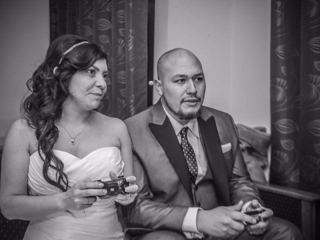El matrimonio de Ignacio y Daniela  en Buin, Maipo 25