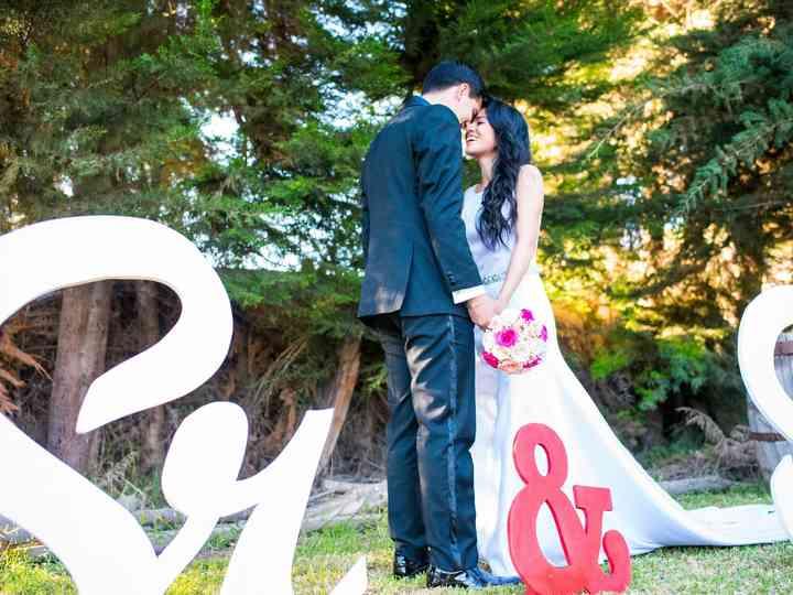 El matrimonio de Sarai y Felipe