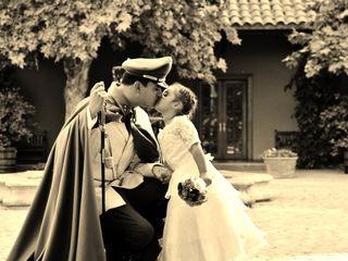 El matrimonio de María Isabel y Iván 3