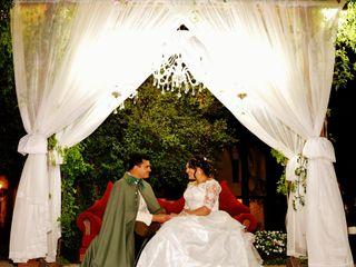 El matrimonio de María Isabel y Iván 1