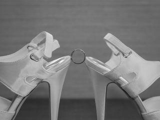 El matrimonio de Constanza y Jonathan 2