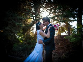 El matrimonio de Sarai y Felipe 1