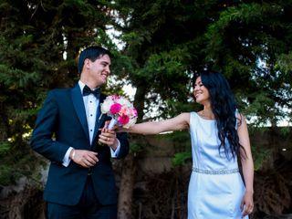 El matrimonio de Sarai y Felipe 3