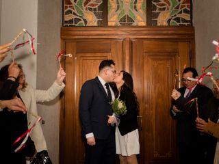 El matrimonio de Constanza y Joaquín 3