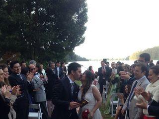 El matrimonio de Nicole y Sebastián 1