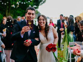El matrimonio de Nicole y Sebastián