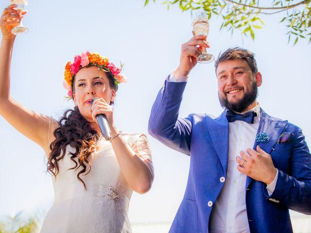El matrimonio de Dyanne y Christopher