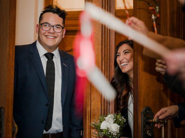 El matrimonio de Joaquín y Constanza en Las Condes, Santiago 3