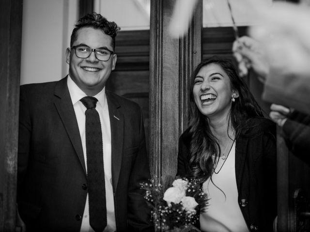 El matrimonio de Joaquín y Constanza en Las Condes, Santiago 4