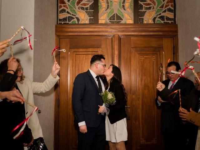El matrimonio de Joaquín y Constanza en Las Condes, Santiago 5