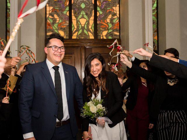 El matrimonio de Joaquín y Constanza en Las Condes, Santiago 7