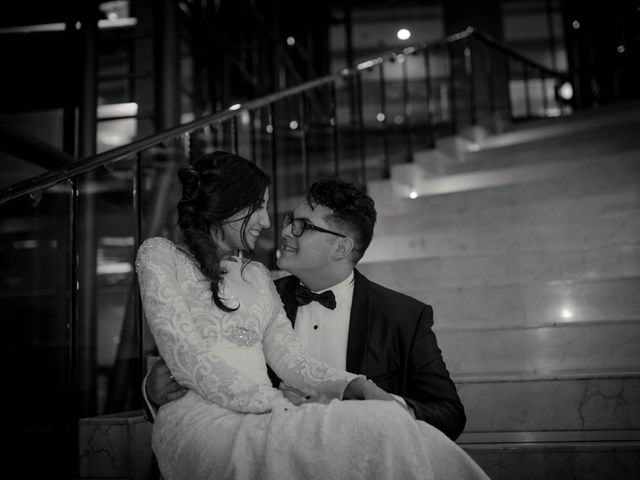 El matrimonio de Joaquín y Constanza en Las Condes, Santiago 78