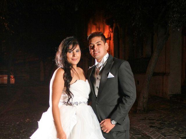 El matrimonio de Fabián y Kira en Maipú, Santiago 11