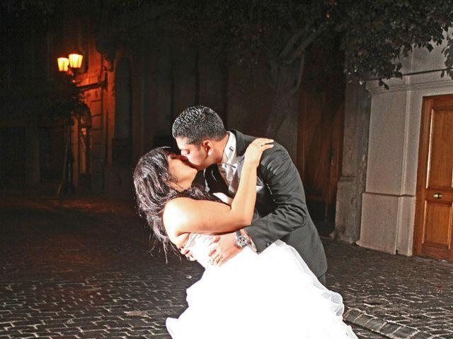 El matrimonio de Fabián y Kira en Maipú, Santiago 12