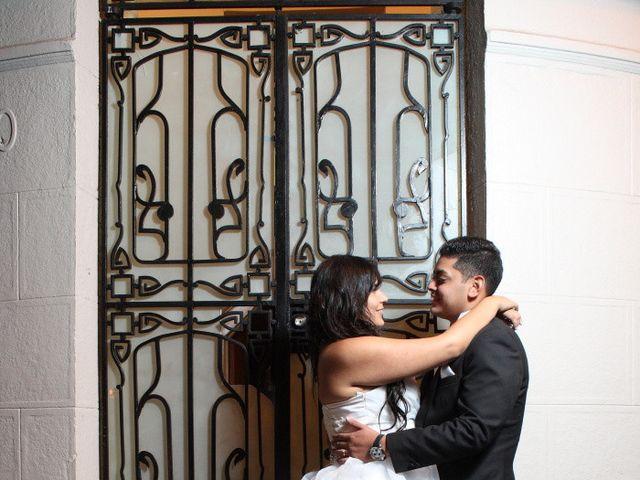 El matrimonio de Fabián y Kira en Maipú, Santiago 13