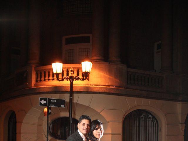 El matrimonio de Fabián y Kira en Maipú, Santiago 20