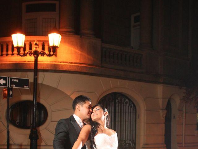 El matrimonio de Fabián y Kira en Maipú, Santiago 21