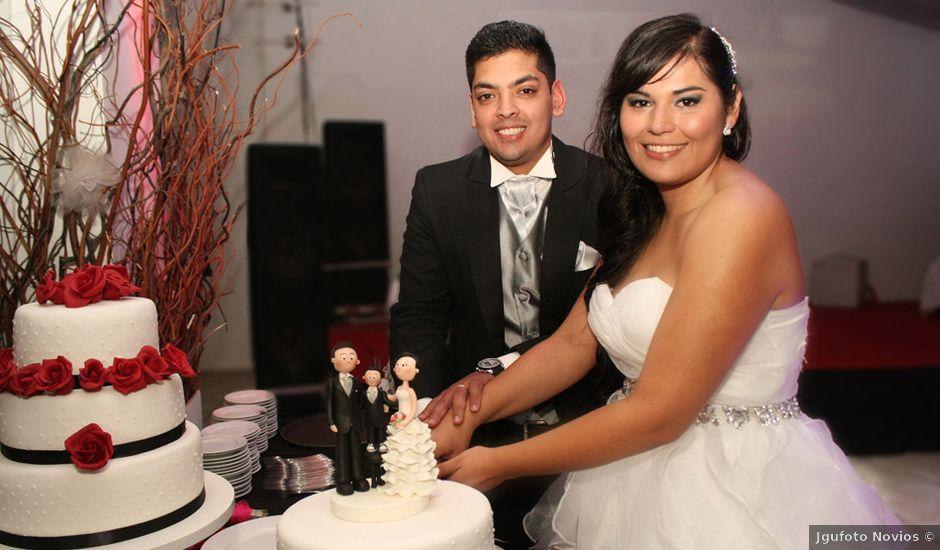 El matrimonio de Fabián y Kira en Maipú, Santiago