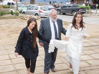 El matrimonio de Paula y Cristobal 3