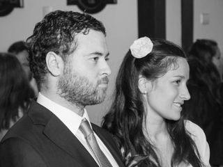 El matrimonio de Paula y Cristobal