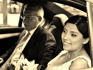 El matrimonio de Isabel y Victor 3