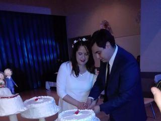 El matrimonio de Enzo y Marisol 3