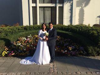 El matrimonio de Enzo y Marisol