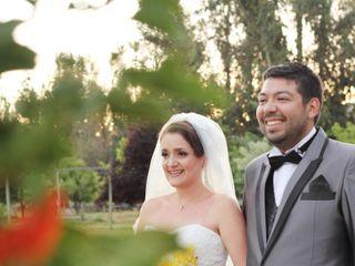 El matrimonio de Jocelyn y Raúl