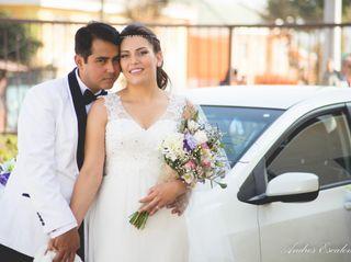 El matrimonio de Maria José y Mario