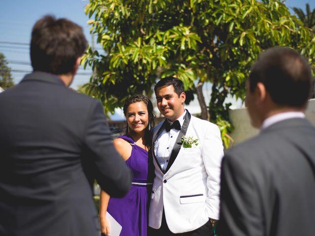 El matrimonio de Mario y Maria José en Villa Alemana, Valparaíso 2