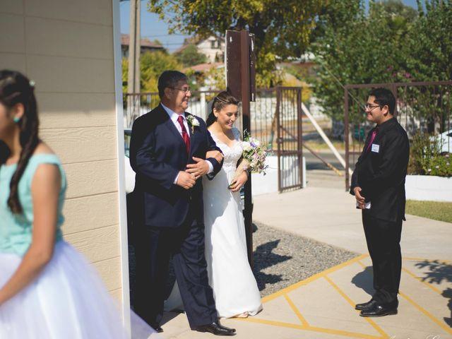 El matrimonio de Mario y Maria José en Villa Alemana, Valparaíso 4