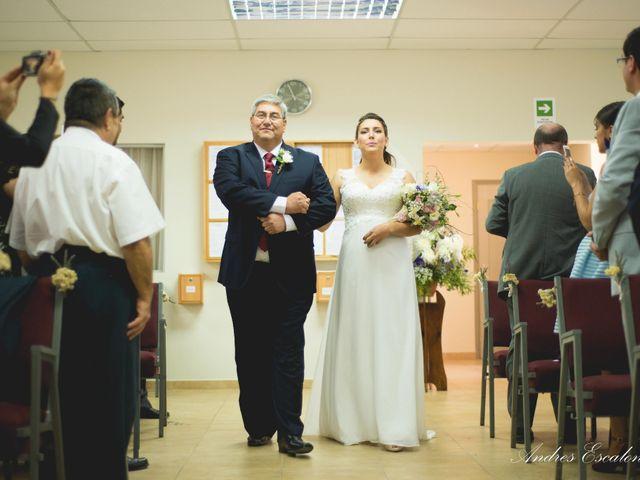 El matrimonio de Mario y Maria José en Villa Alemana, Valparaíso 5