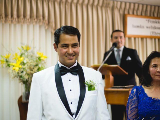 El matrimonio de Mario y Maria José en Villa Alemana, Valparaíso 6